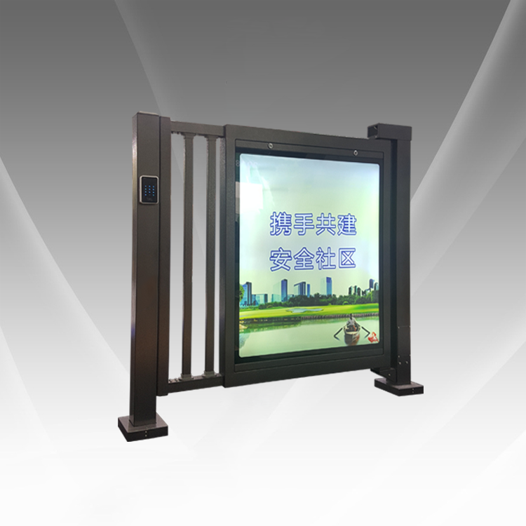 人行通道广告门(KL-M306)