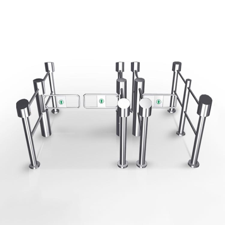 立柱摆闸带护栏(KLTZ-5801Z)
